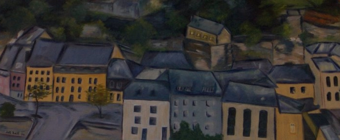 The Grund, Luxembourg - 15x30