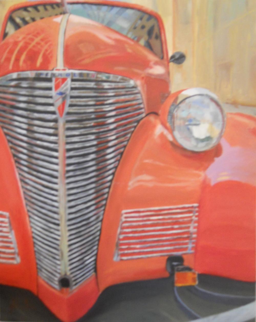 39 Chevy -- 16 X 20