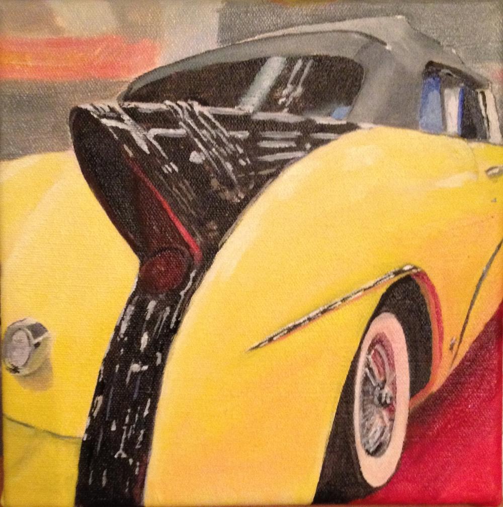 57 Buick Skylark -- 8 X 8