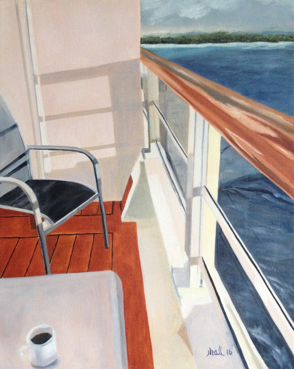 Disney Dream Cruise -- 20 X 16