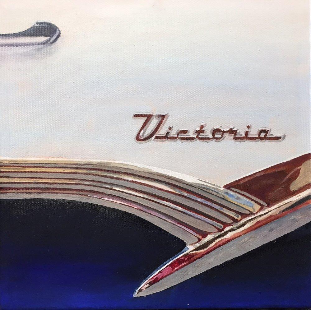 Victoria  8 X 8