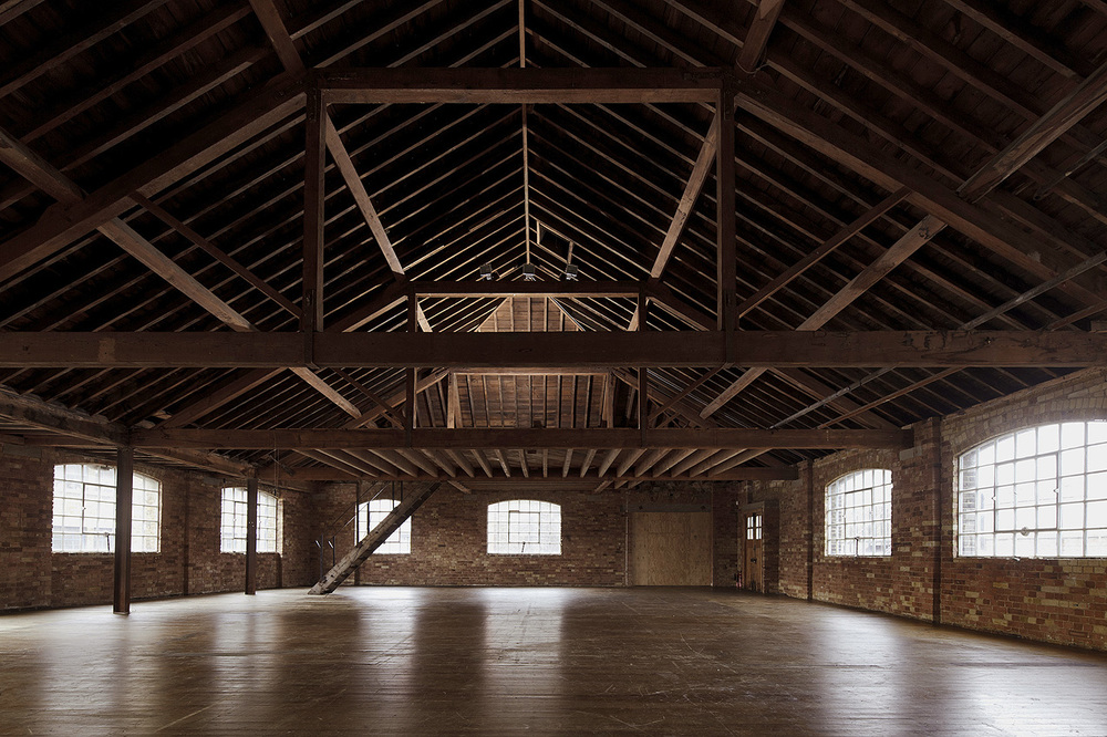 The LOFT Space - an atmospheric 2nd floor space, with 2976 sq ft