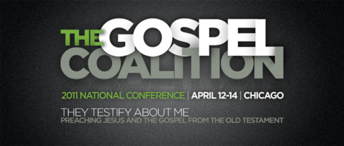 In case you missed it.  All media from the Gospel Coalition 2011 conference is already up .