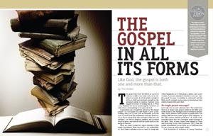 "Tim Keller's ""The Gospel in all its Forms"" posted 5/23/2008 on LeadershipJournal.net. Super helpful food for thought. Strap on your brain diaper. (Note: Facebook users select ""View Original Post"" to click through.)"