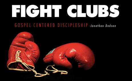 Great free e-book resource from The Resurgence on community-based gospel-centered accountability groups (aka fight clubs) by Jonathan Dodson. Give it a look and consider rolling them out at your church.
