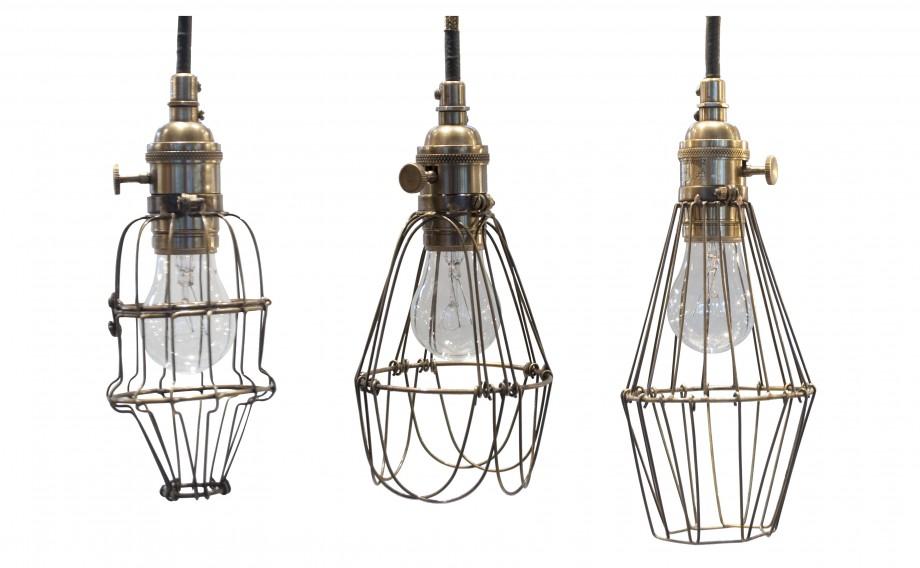 Jayson H&G Cage Lights