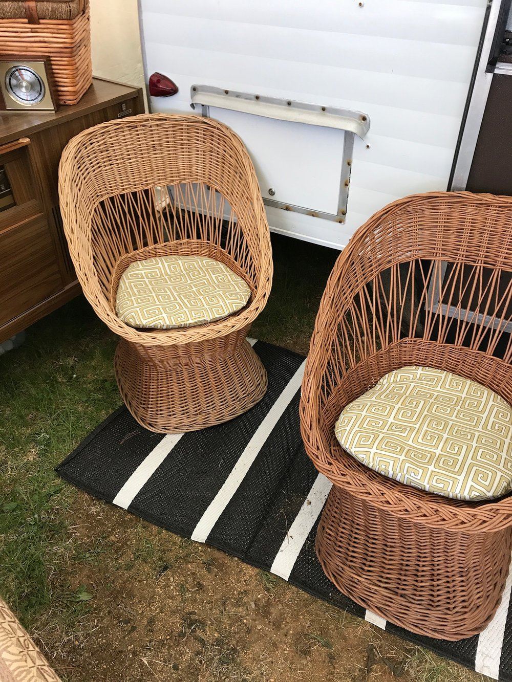 Bring on the summer with these fun patio chairs!!!