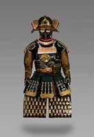 Image: Suit of Armor, Edo period (1615–1868), late 18th century, 1892.2783
