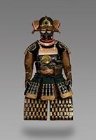 Image: Suit of Armor, Edo period (1615–1868), late 18th century, 1892.2783