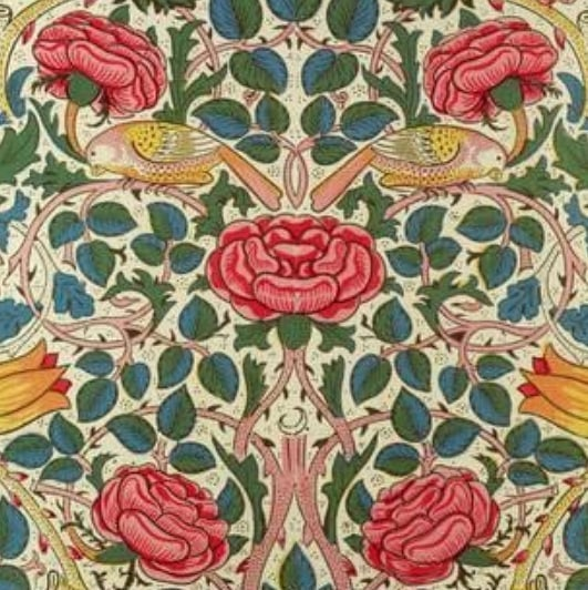 """Have nothing in your house that you do not know to be useful, or believe to be beautiful."" - William Morris"