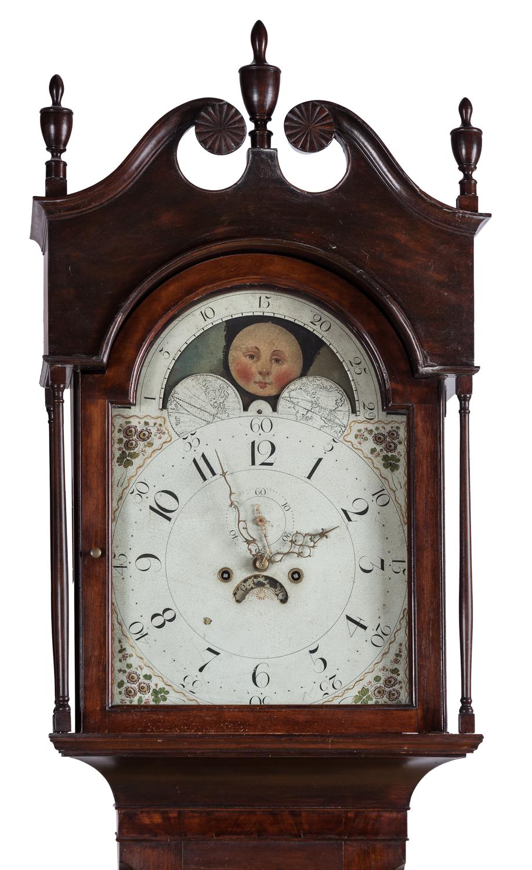 Image: Blanchard - McMurray Clock