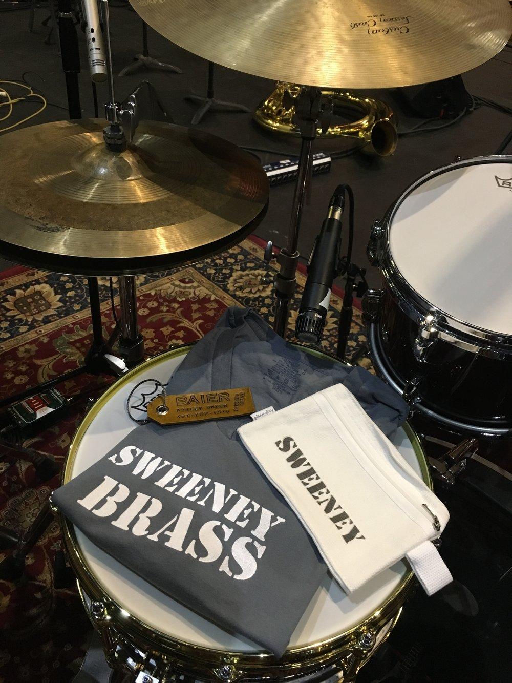 Sweeney Brass