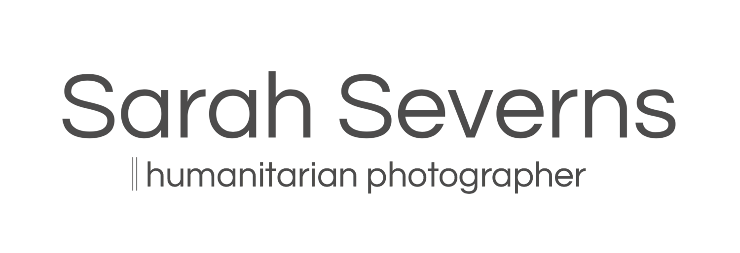 Sarah Severns | Humanitarian Photographer