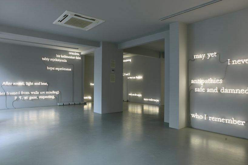Joseph Kosuth Hand-Bent Neon