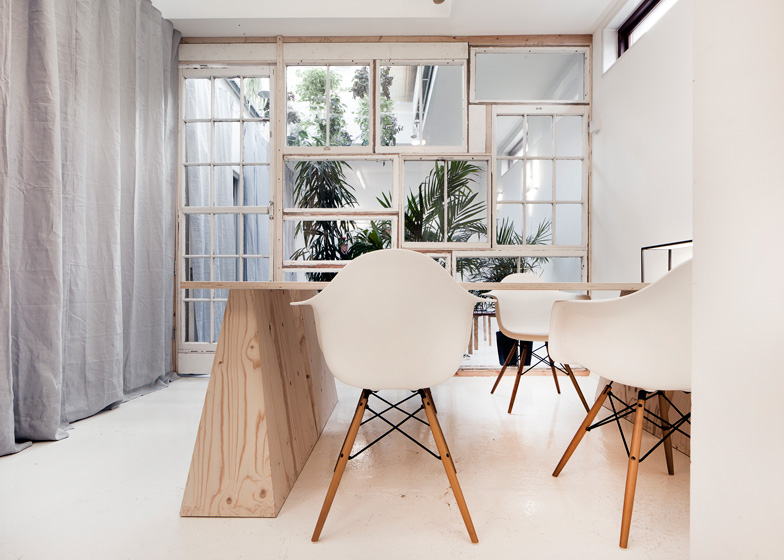 Dezeen Office by Post-Office
