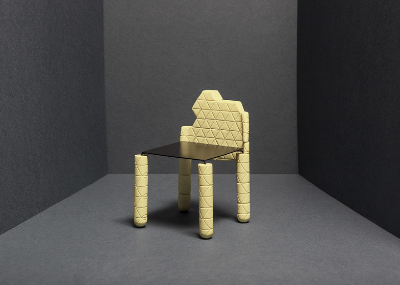 Austerity Edible Furniture by Lanzavecchia + Wai