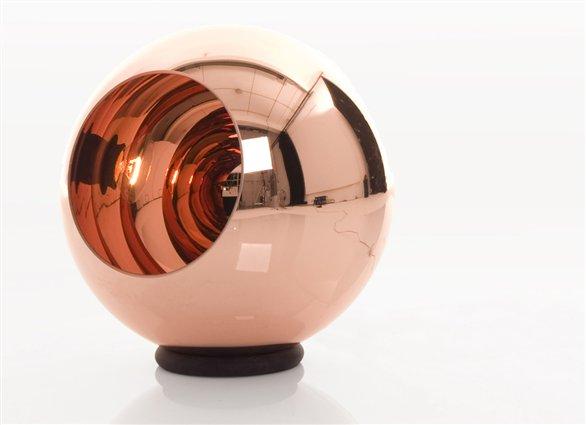 Tom Dixon. Copper Shade Floor (lamp)
