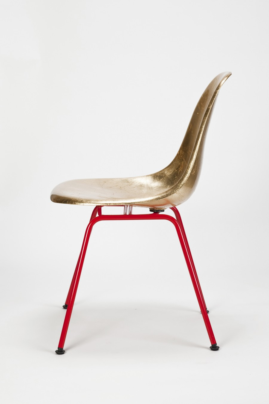 Eames Side Chair Golden