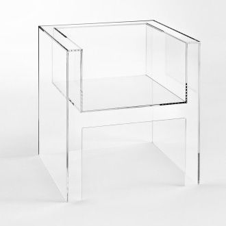 Tokujin Toshioka The Invisibles Light Collection Armchair