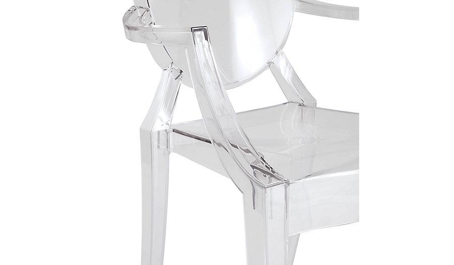 Louis Ghost Chair Phillipe Stark for Kartell
