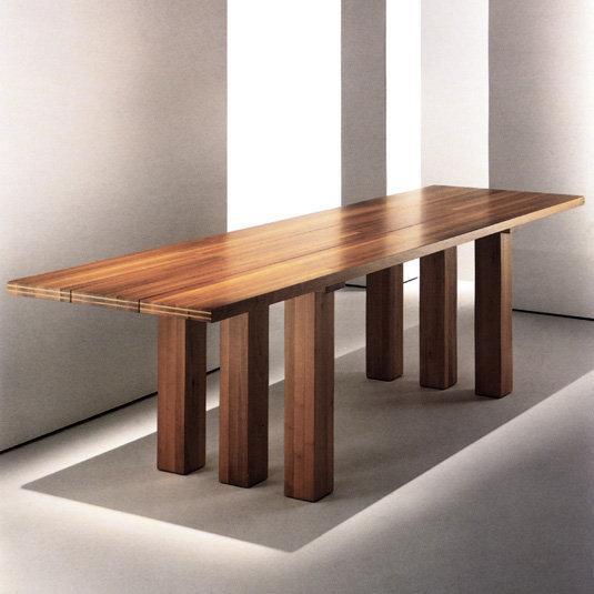 Mario Bellini For  Cassina Table Mod. La Basilica