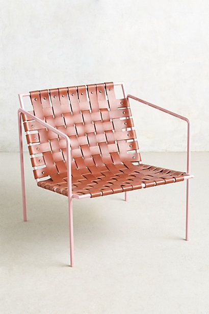 Anthropologie House and Home, Rod & Weave Chair