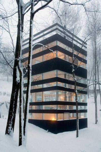 Mutsue Hayakusa Cell Space Architects
