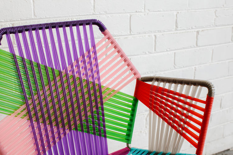 Tropicalia chair by Patricia Urquiola