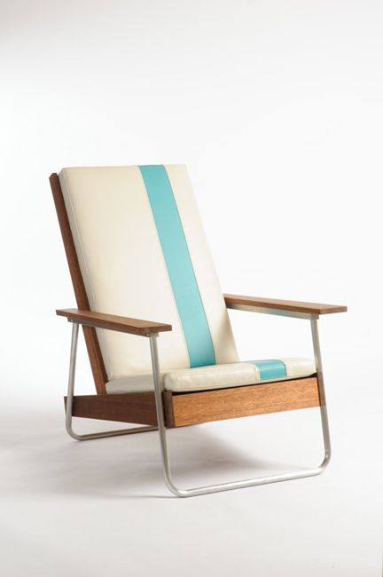 The Belmont Outdoor Leisure Chair via Etsy