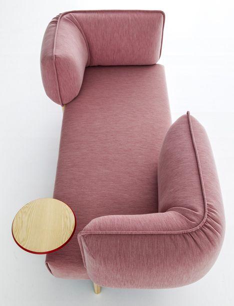 patricia urquiola upholstered modular sofa for moroso