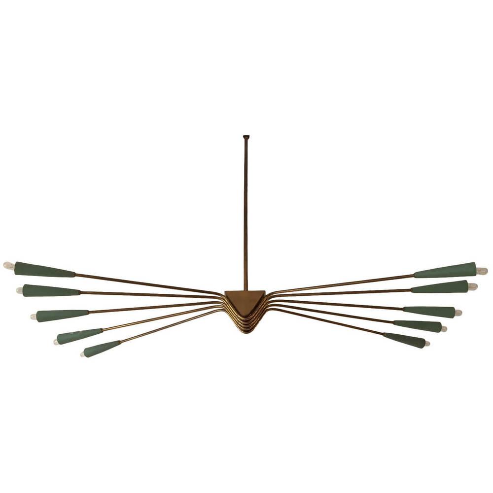 1950 Lumi ceiling lamp