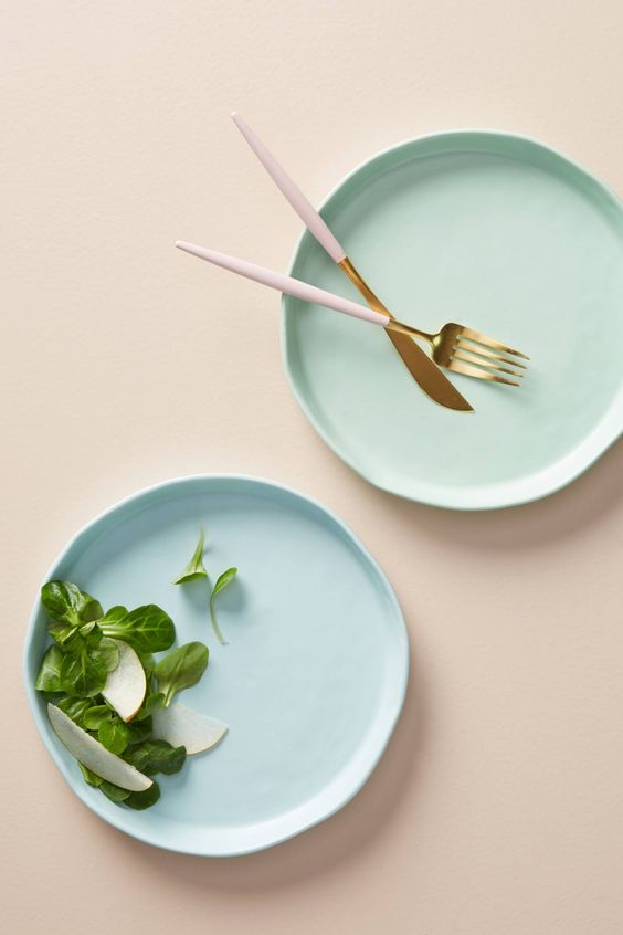 zephyr dinner plate - anthropologie