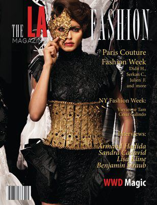 THE LOS ANGELES FASHION MAGAZINE