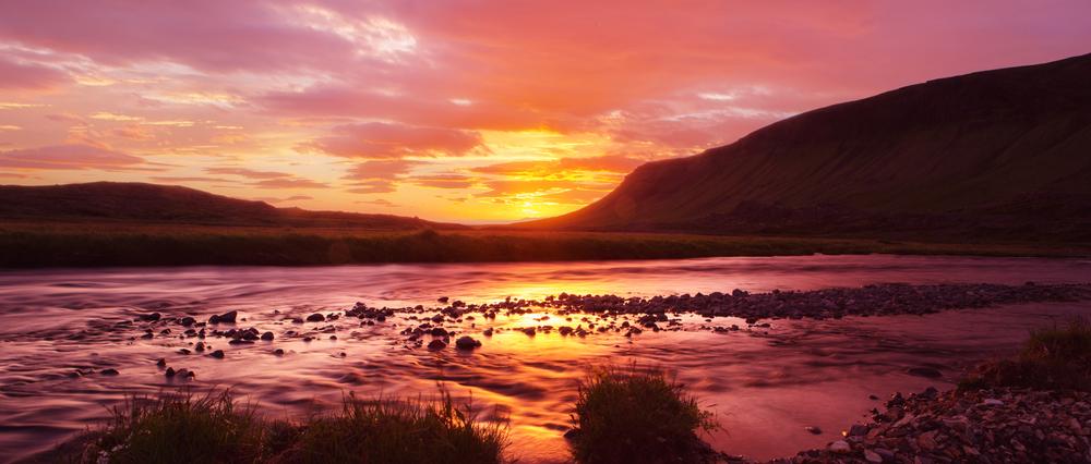 sunset_iceland