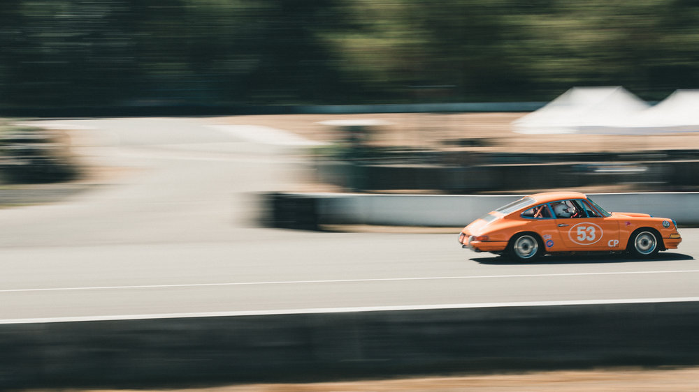 Peter Valkenburg's beautiful 911 on a ride for charity.