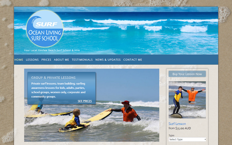 Ocean Living Surf School