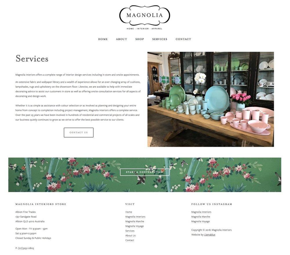 Visit Magnolia Interiors