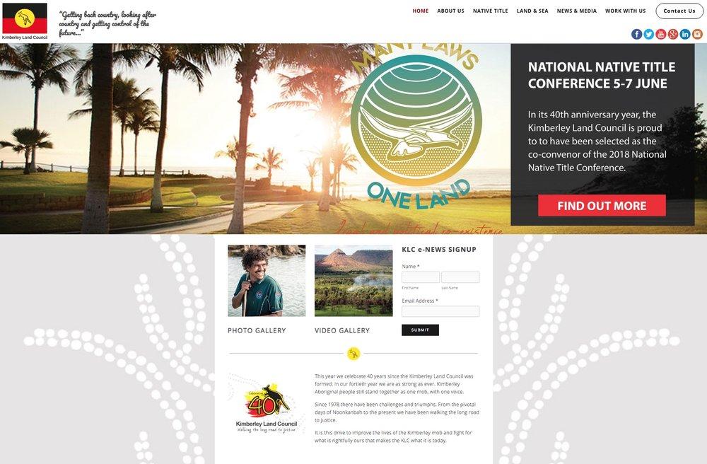 Visit Kimberley Land Council