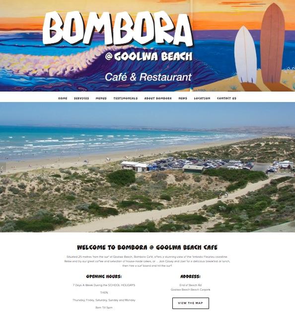 Visit Bombora @ Goolwa Beach