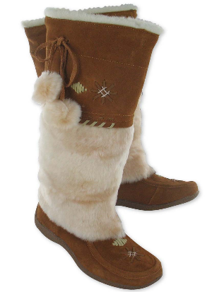 womens-candy-tan-suede-mukluk-boots-11999-softmoccom