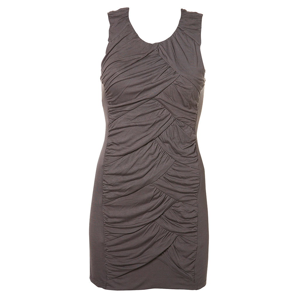 ruched-panel-tunic-50-topshop