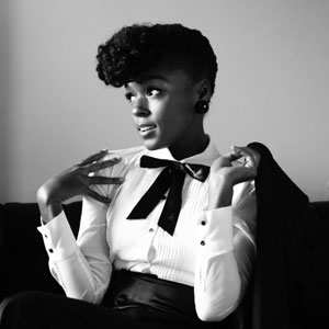 Janelle Monàe often rocks a tux-inspired uniform