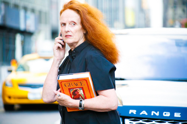 Grace Coddington. Photo: Stefani Yahri.