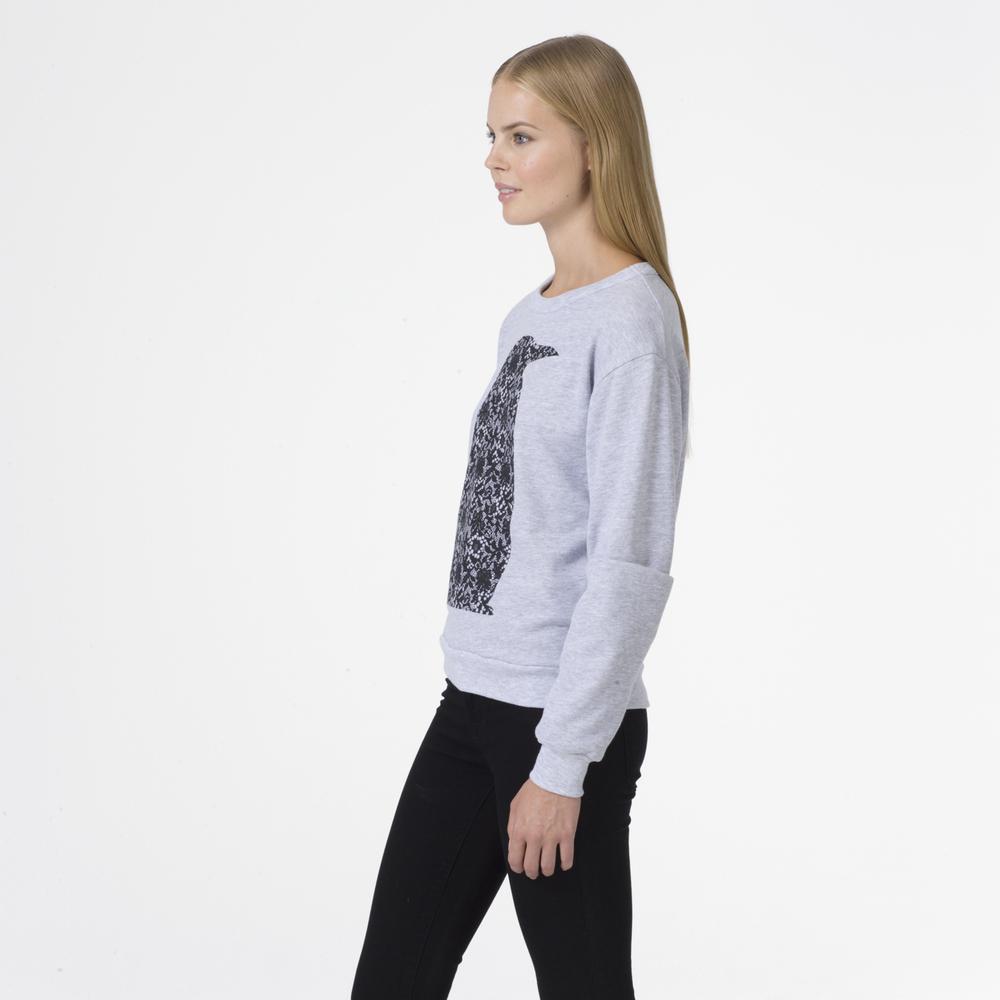 Lace Sweatshirt, Tibi.