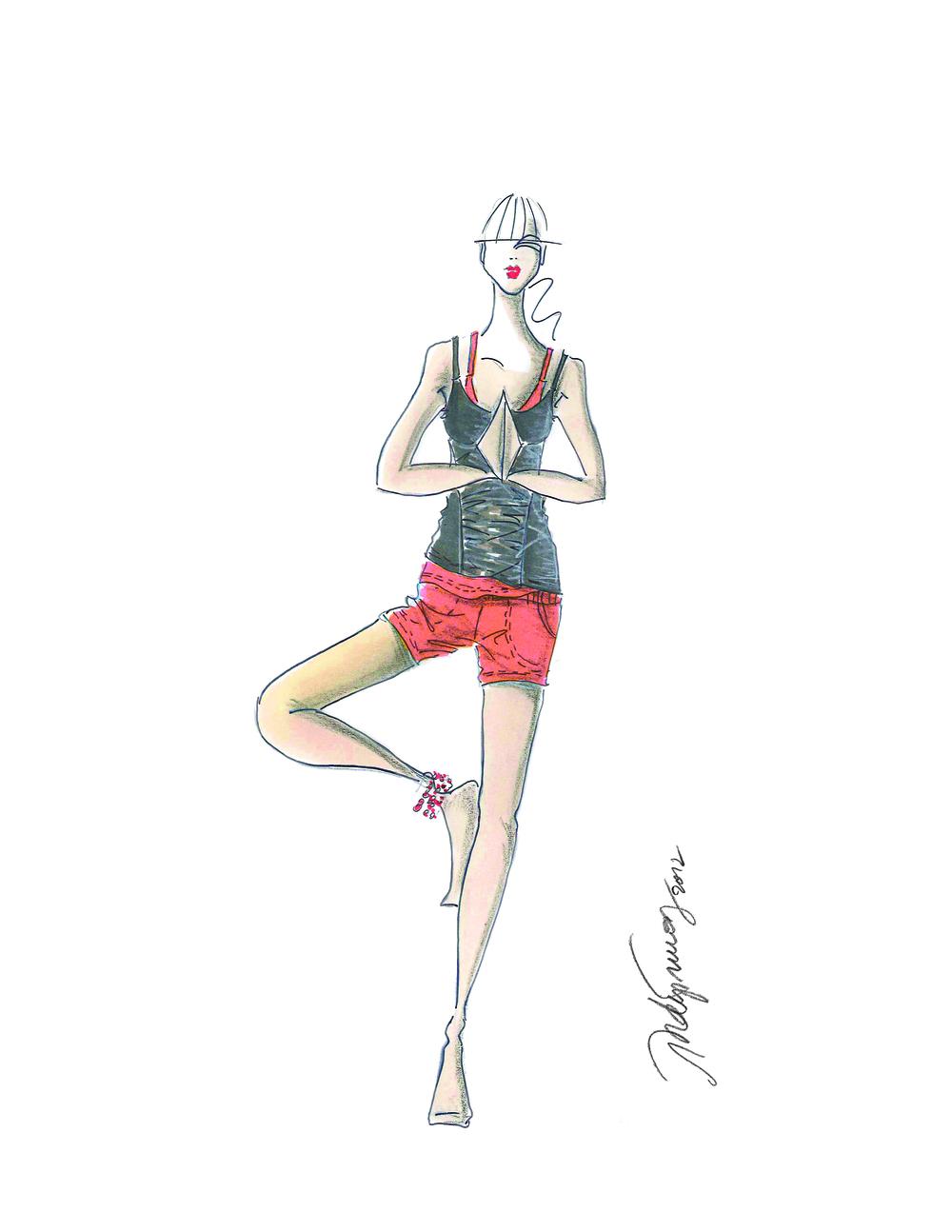 Sketch, Andy Thē-Ahn.