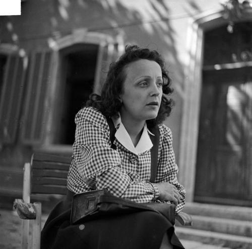 Edith Pilaf.