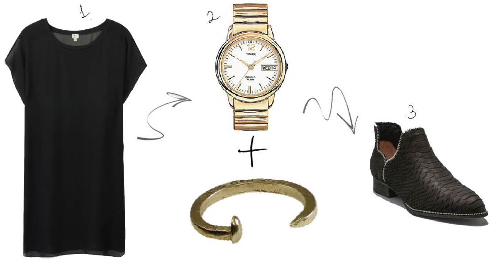 Aritzia  | Timex |  Giles & Brother  |  Senso . Click to expand.