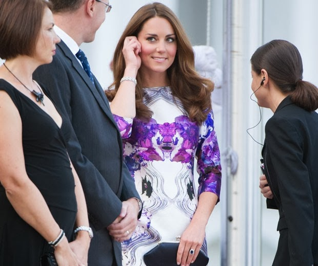 Kate Middleton, Duchess of Cambridge.