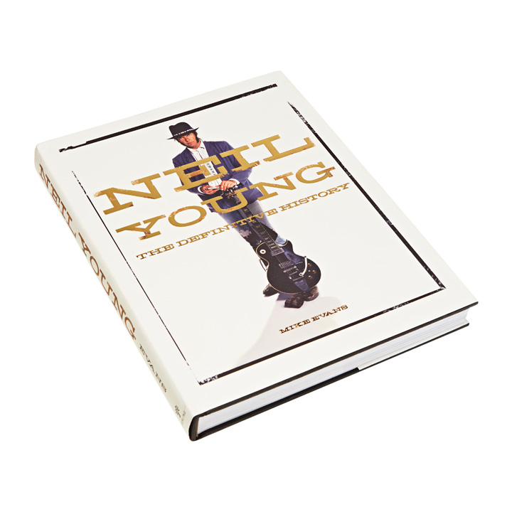 Neil Young: The Definitive History $13 at Homesense.
