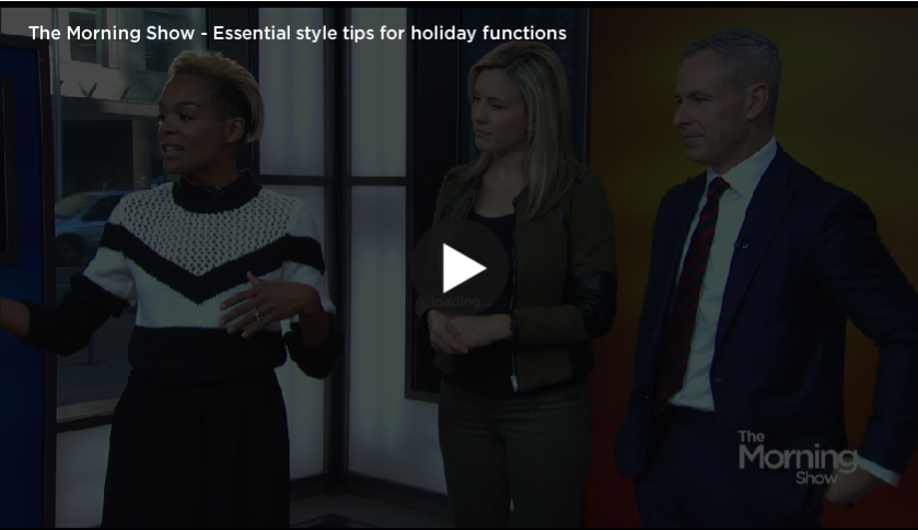 The Morning Show | Holiday Fashion for the Entire Family